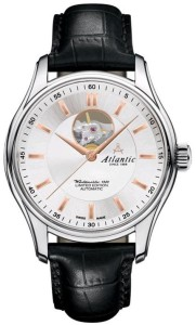 "Zegarek Atlantic, 52757.41.21R, Worldmaster 1888 ""Lusso"" LIMITED EDITON"