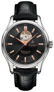 "Zegarek Atlantic, 52757.41.61R, Worldmaster 1888 ""Lusso"" LIMITED EDITON"