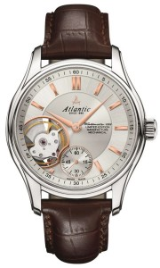 "Zegarek Atlantic, 52951.41.21R, WORLDMASTER 1888 ""LUSSO"" OPEN HEART LIMITED EDITION"
