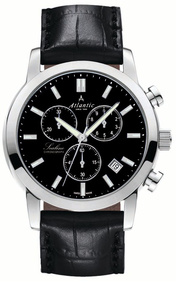 Zegarek Atlantic, 62450.41.61, Sealine Chronograph
