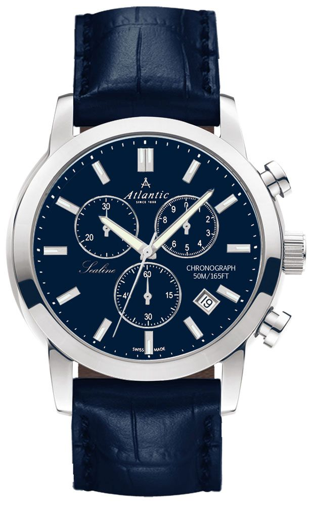 Zegarek Atlantic, 62450.41.51, Sealine Chronograph
