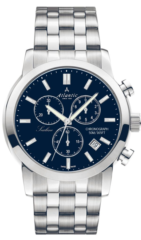 Zegarek Atlantic, 62455.41.51, Sealine Chronograph
