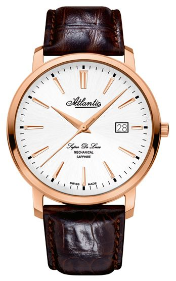 Zegarek Atlantic, 64651.44.21, Męski, Super De Luxe Mechanical
